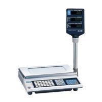 Электронные весы CAS-AP
